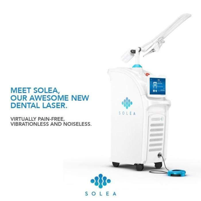 Solea Laser for a Painless Dental Experience | dentist austin tx